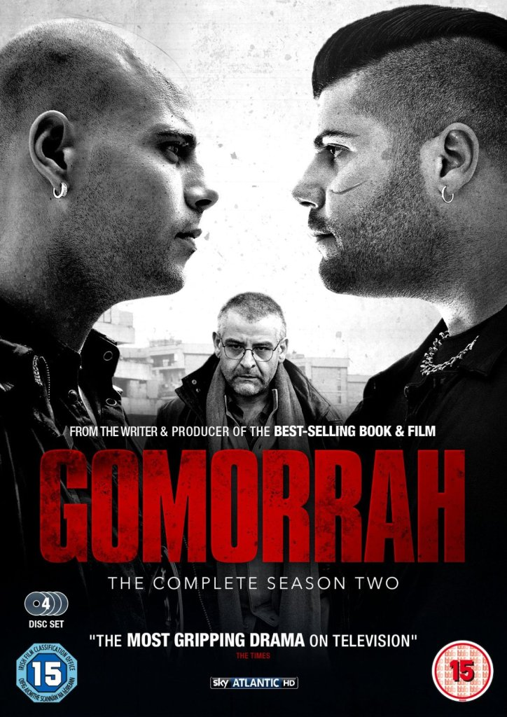 Gomorrah – The Complete Season Two' Review - Pissed Off Geek