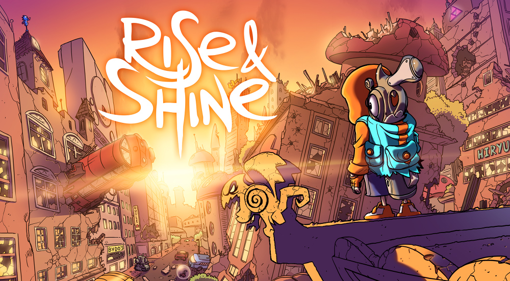 'Rise and Shine' Review (PC) – A Challenging Little Shooter