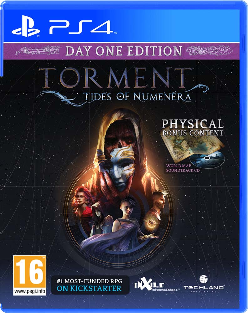 'Torment: Tides of Numenera' Review (PS4) – Worth the Wait