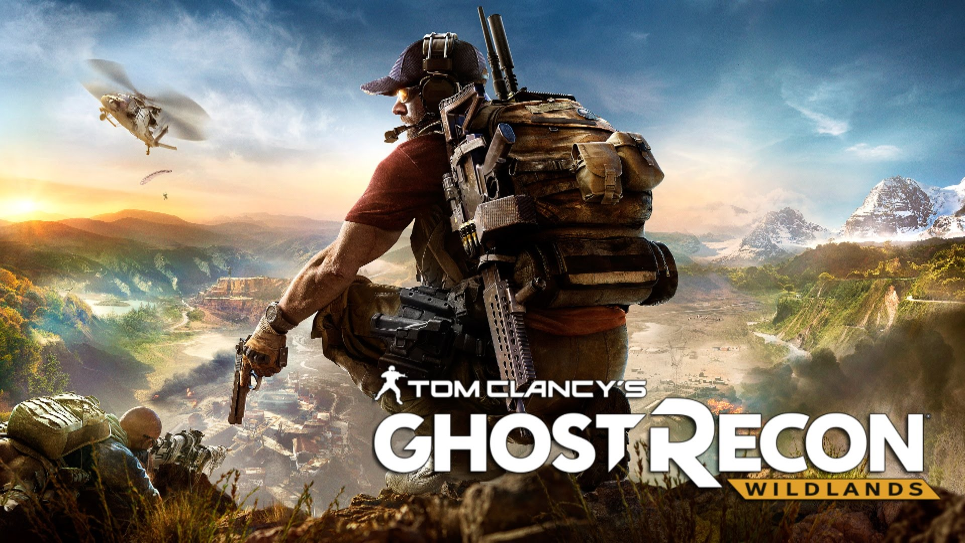 Tom Clancy's Ghost Recon Wildlands Open Beta Has Begun