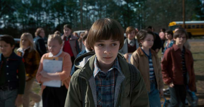 Stranger Things 2 First-Look Images Revealed