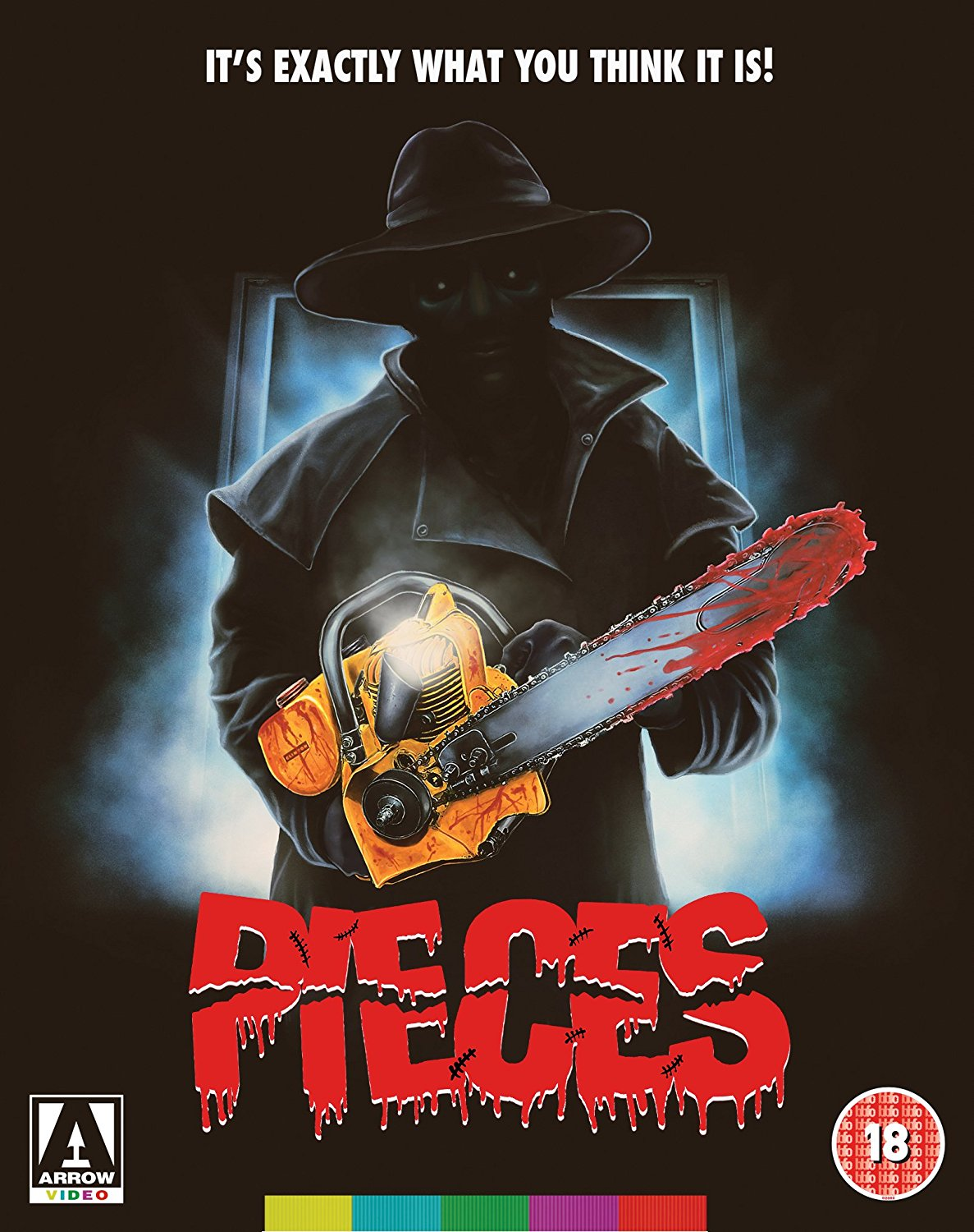 'Pieces' Review (Arrow Video Limited Edition Blu-Ray)
