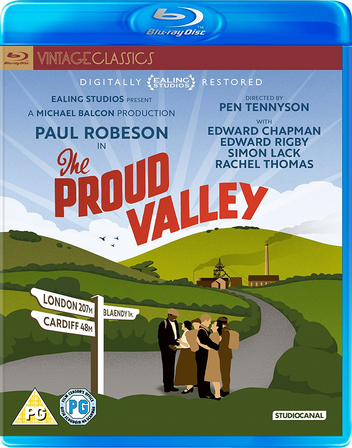 'The Proud Valley' Review – A Showcase of the Brilliant Paul Robeson