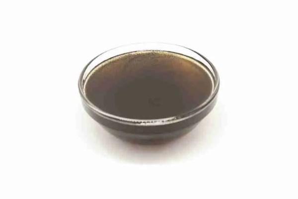 Pasta vaniglia nera