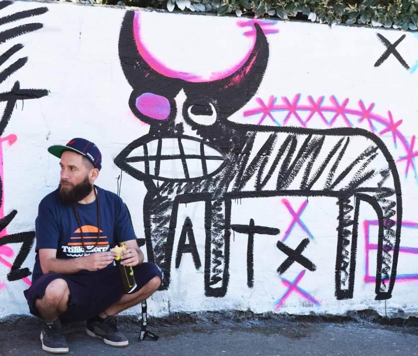 Street Art in Bayonne & Biarritz by Pistache