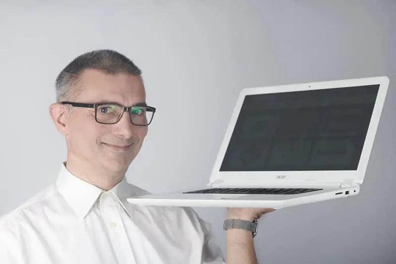 fabrizio gabrielli fondatore di pistakkio marketing