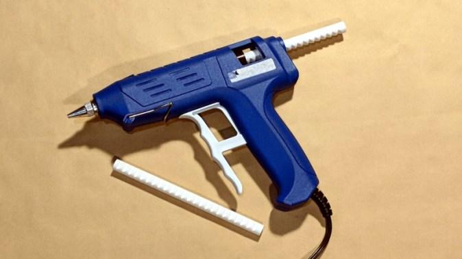 manutenzione pistola incollatrice