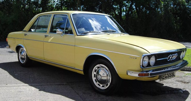 1973 Audi 100 GL
