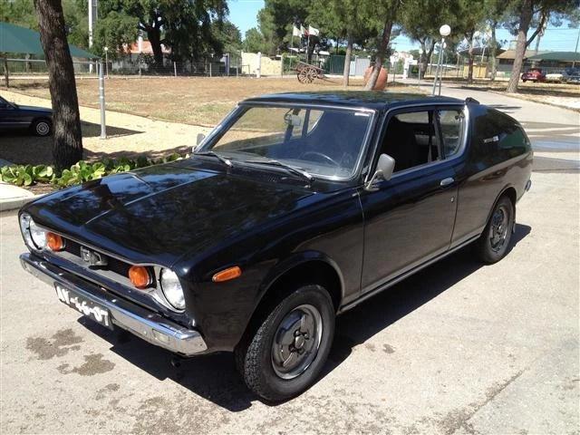 1974 Datsun 120A Coupe