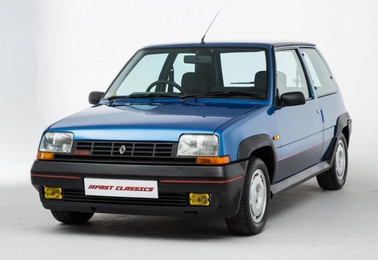 1986 Renault 5 GT Turbo