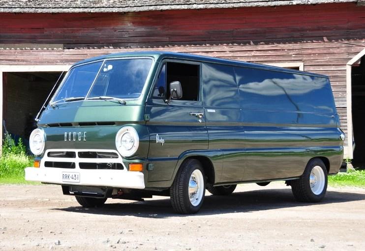 1969 Dodge A-100 Van