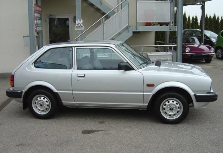 1983 Honda Civic 1.3 GLS