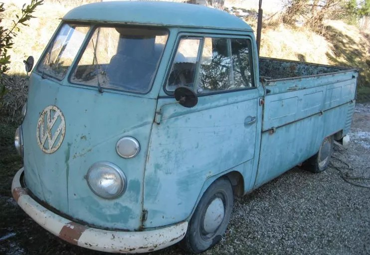 1964 Volkswagen T1 Pick-Up