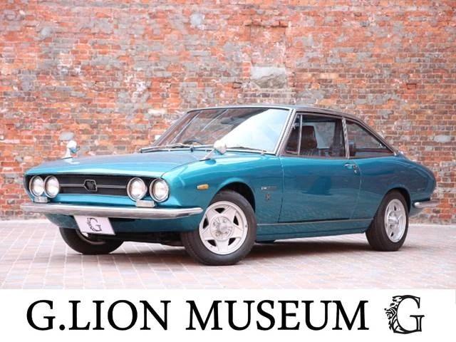 Isuzu 117 coupe 1981