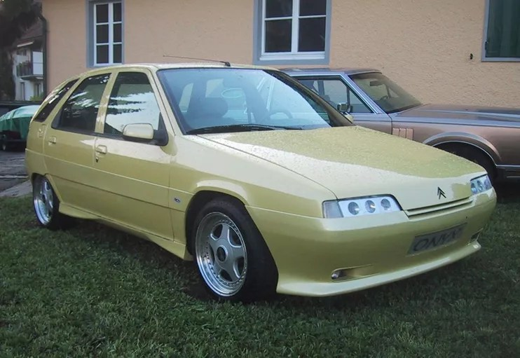 1993 Sbarro Onyx