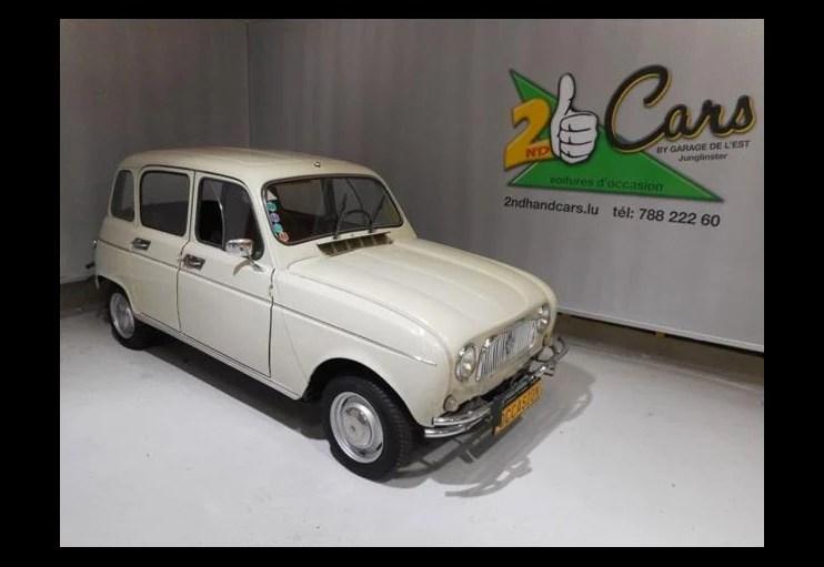 1963 Renault 4 Super