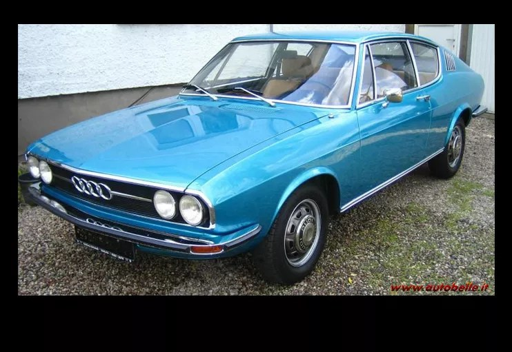 1976 Audi 100S Coupe