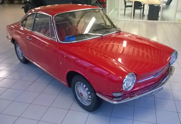 1965 Simca 1000 Coupe