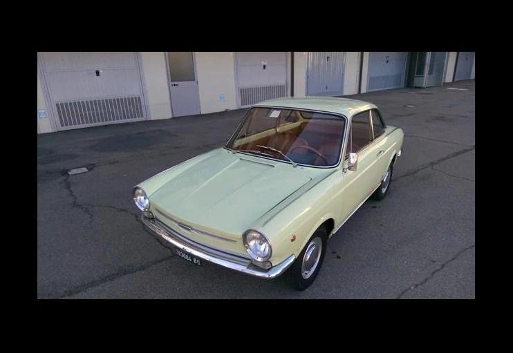 1966 Fiat 850 Vignale