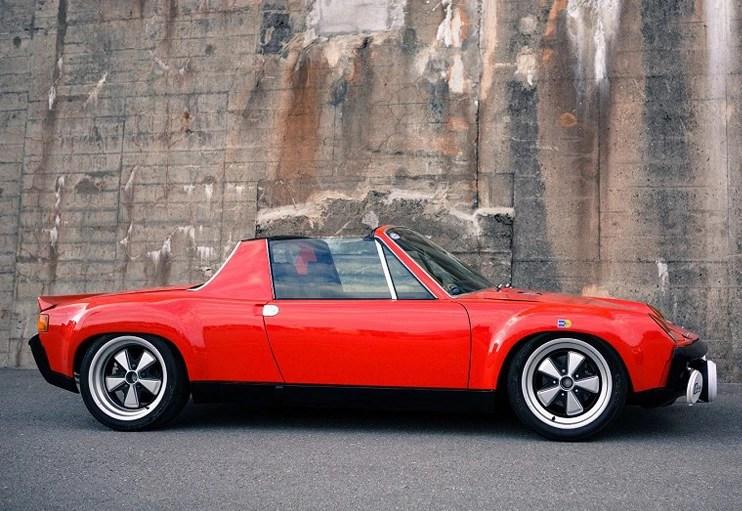 1972 Porsche 914/6 Replica