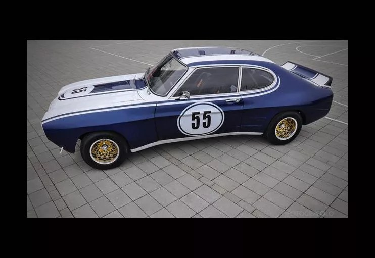 1972 Ford Capri RS2600