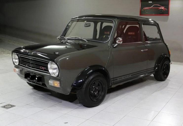 1973 Mini 1275GT
