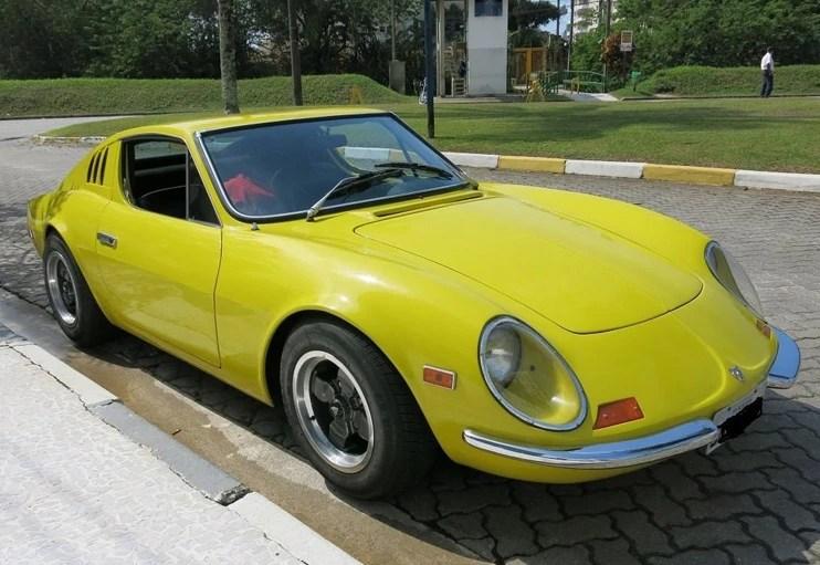1972 Puma GT