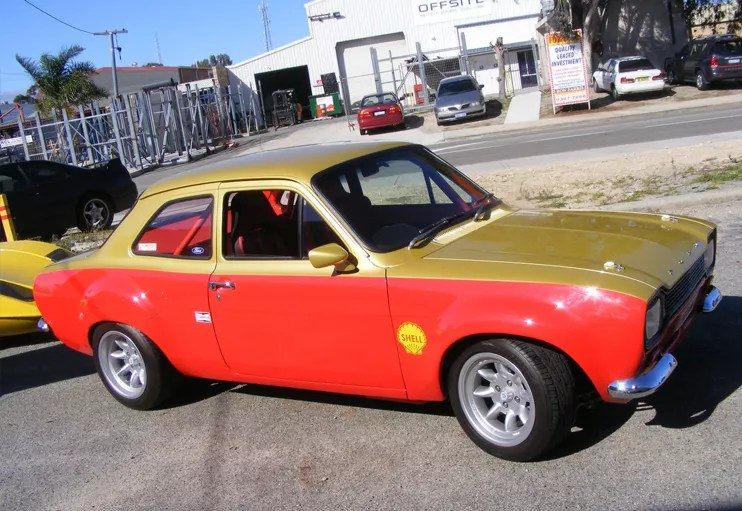 1971 Ford Escort RS2000