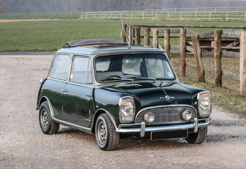 1967 Mini Wood & Pickett