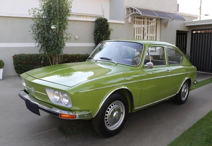 1972 VW TL 1600