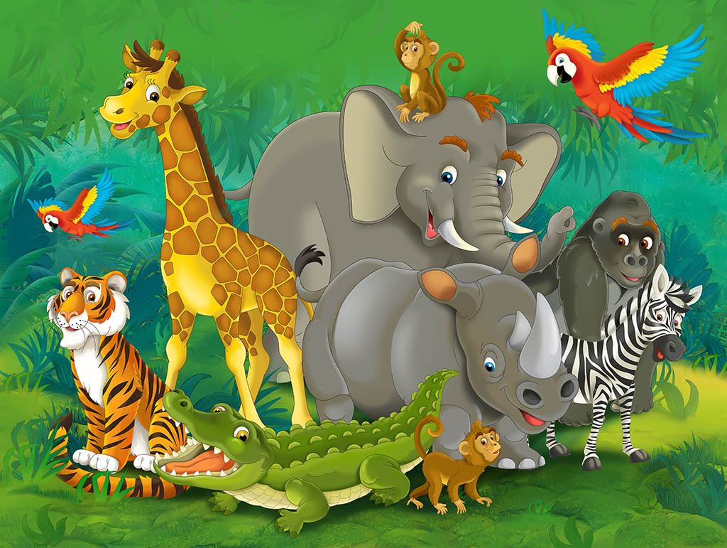 animals from the zoo the great escape a story for kids