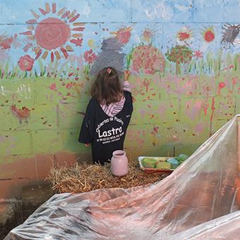 Pitafesta : taller de pintura