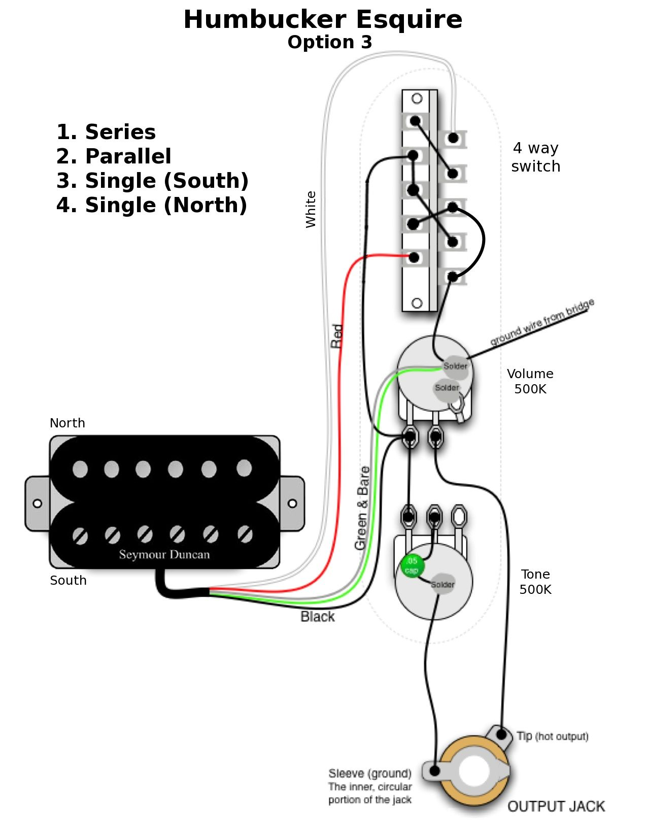 Guitar Wiring Diagrams Tele Three Pickups Guitar Wiring
