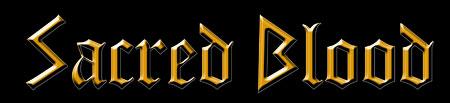 SACRED BLOOD logo