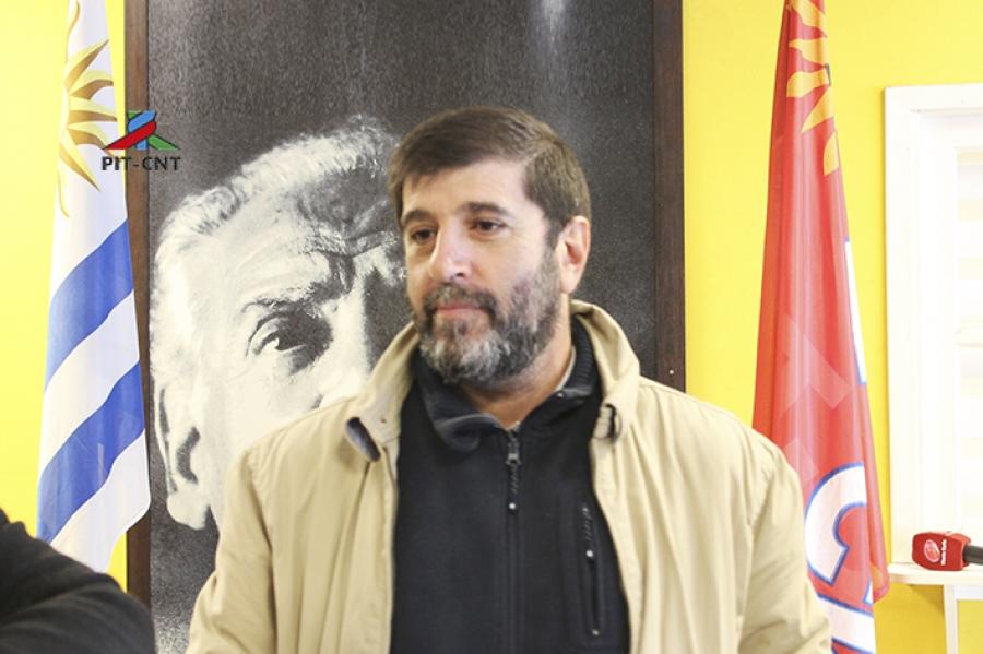 """Fernando Pereira: """"No pedimos magia sino que los trabajadores puedan vivir de su salario"""""""