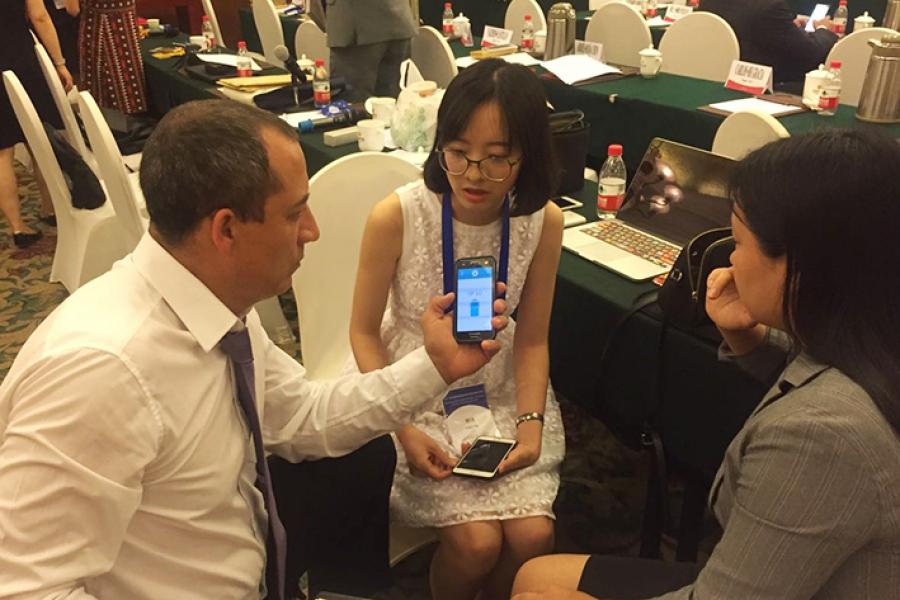 """Representante del gobierno de China sostiene que mucha información que se da de su país es """"falsa"""""""