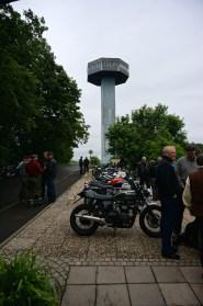 Ausblick auf den Bayernturm