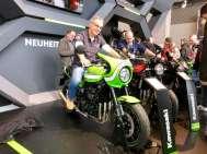 Mal sehen .... Kawasaki Z900 RS