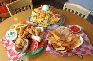 Sergio Perez Mexican food