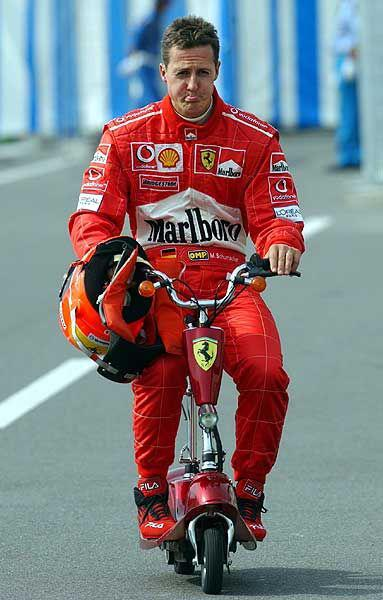 Michael Schumacher legacy to go to Arbitration