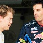 F1 - 2013 - Webber deletes Vettel love poem