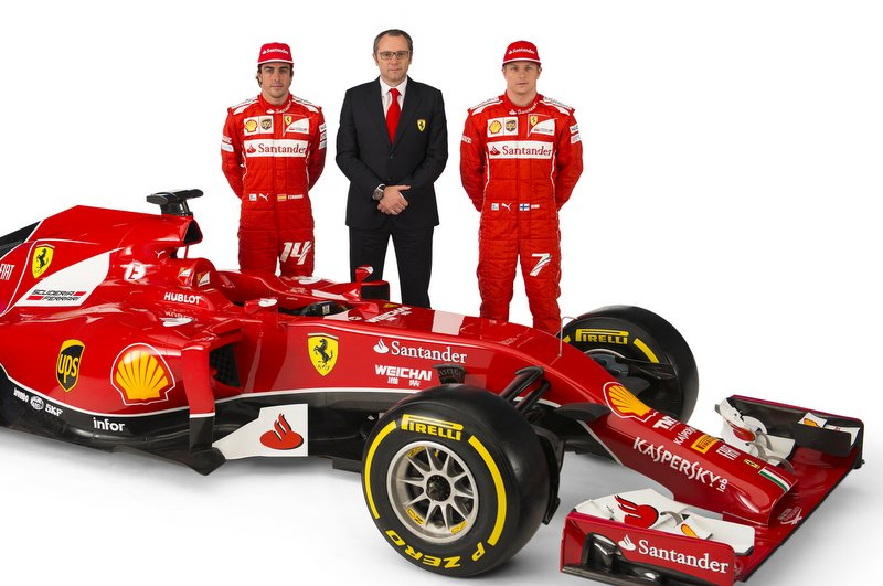 Ferrari to outsource future mud slinging
