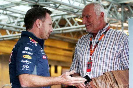 Red Bull Mateschitz Horner Renault F1