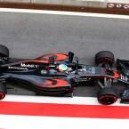 Fernando Alonso McLaren MP4-30