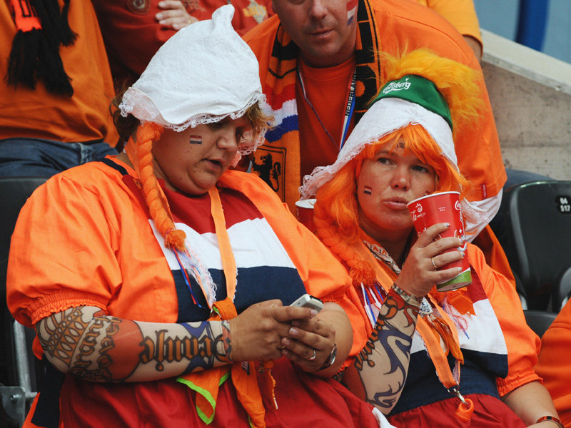Fairweather Dutch F1 fans go off sport in record time
