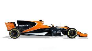 Mclaren unveil Fernando Alonso career coffin colour