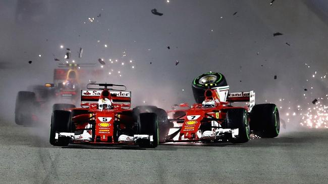 Ferrari to outsource future championship challenges to Billy Smarts Circus
