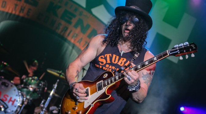 Slash, Fozzy