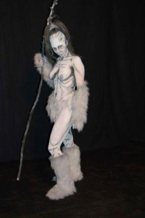 Body Painting 1er Premio BIFFF 2010