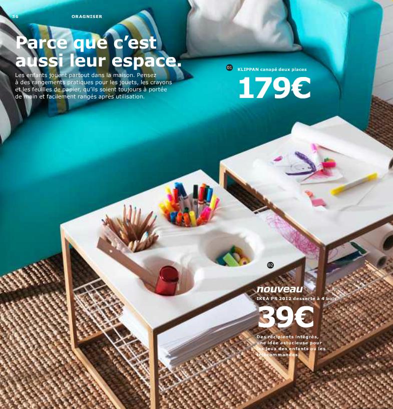Table Basse Enfant Ikea Pi Ti Li